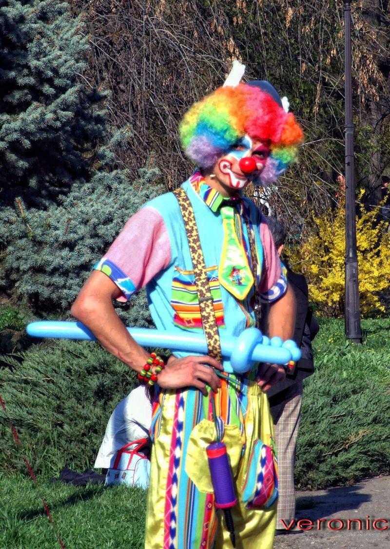 Clown spring 3