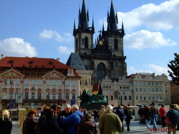 Turists in Prague 4*