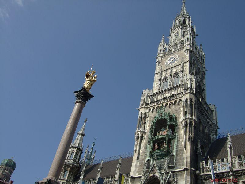 Marienplatz Munich 1*