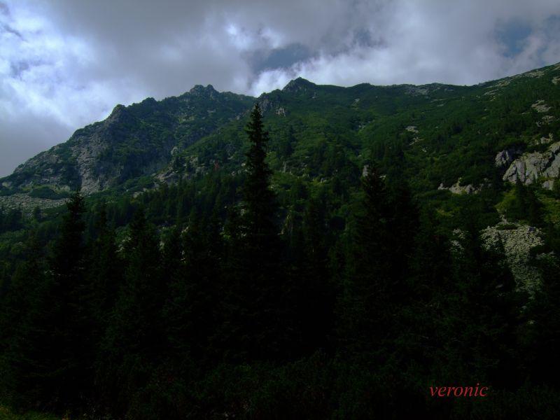 The Retezat Mountains