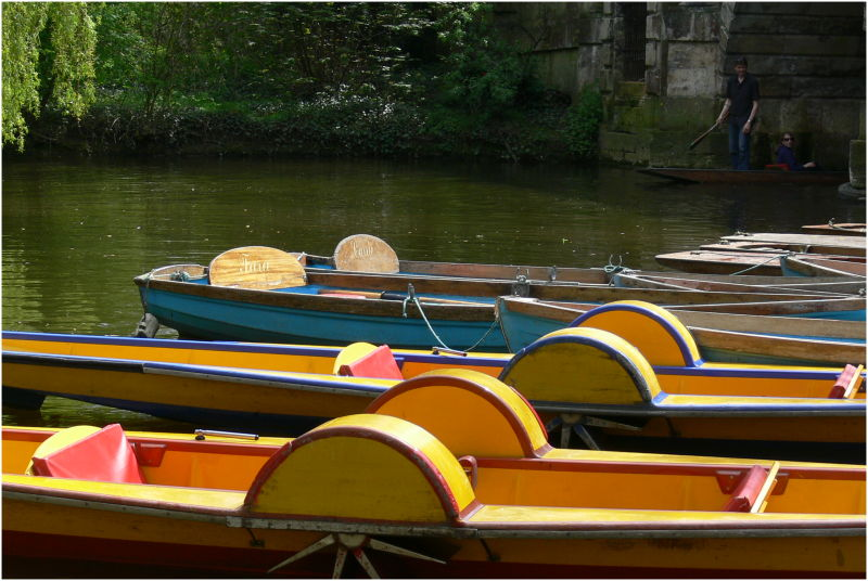Oxford Boating 1