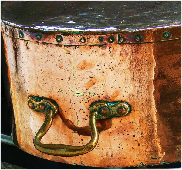 18th Century Cooking Pot