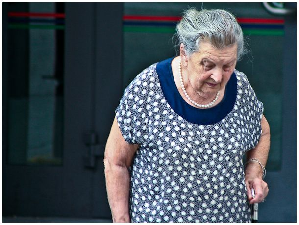 Nona: Faces of Italy 5