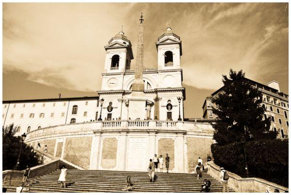The Spanish Steps