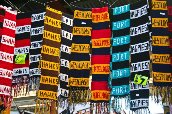 Football Colours