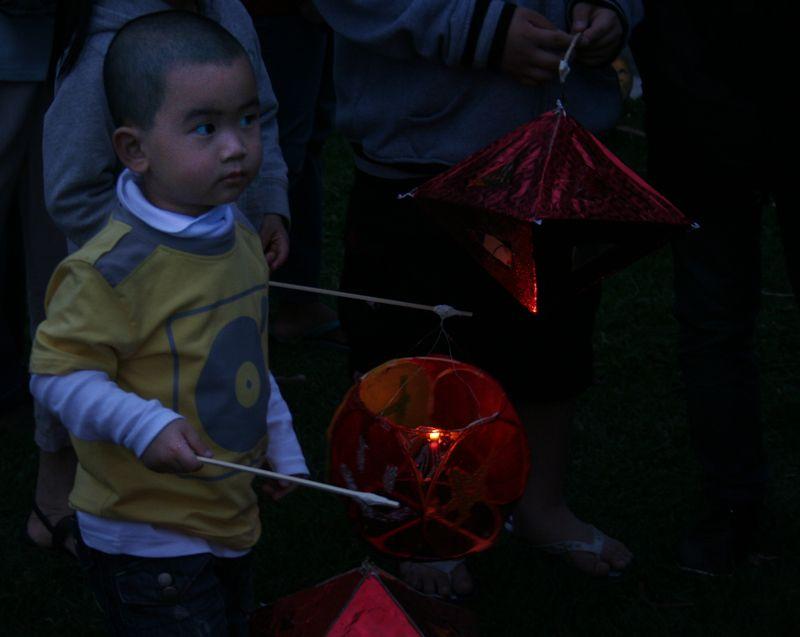 Moon Lantern Parade 1