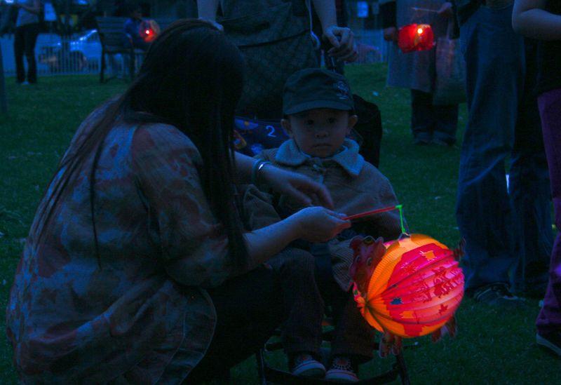 Moon Lantern Parade 4
