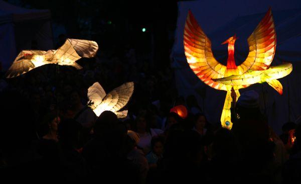 Moon Lantern Parade 5