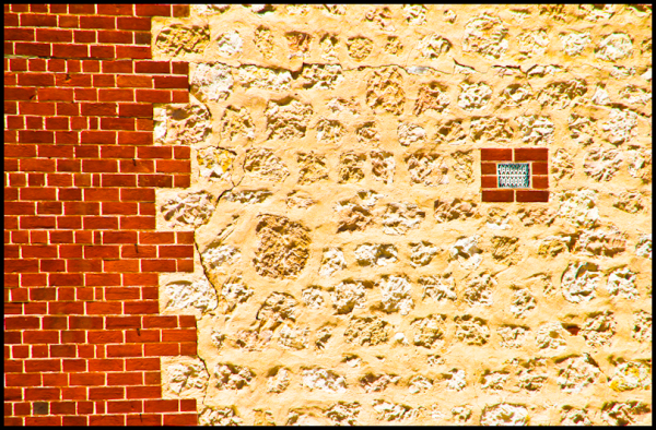 Adelaide Stone Wall
