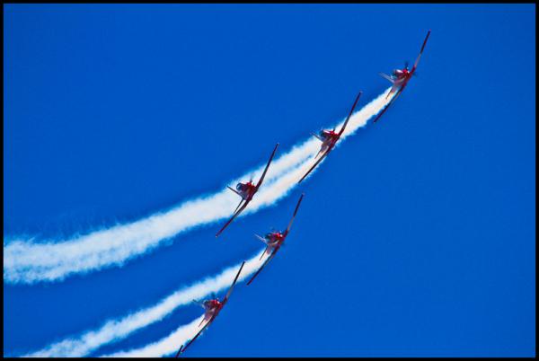 Acrobatic Flight 2