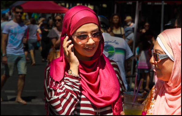 Faces Of Melbourne: Egyptian Festival