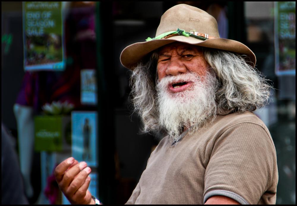 Faces Of Melbourne: Storyteller