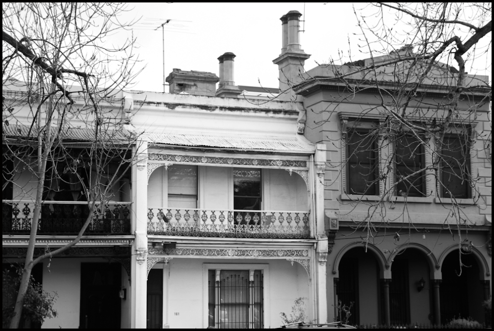 Carlton Terrace houses