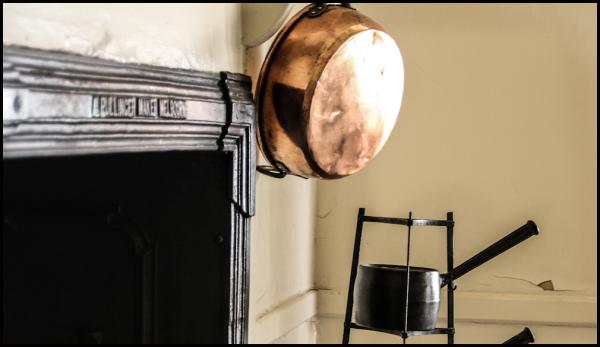 Cosy kitchen corner