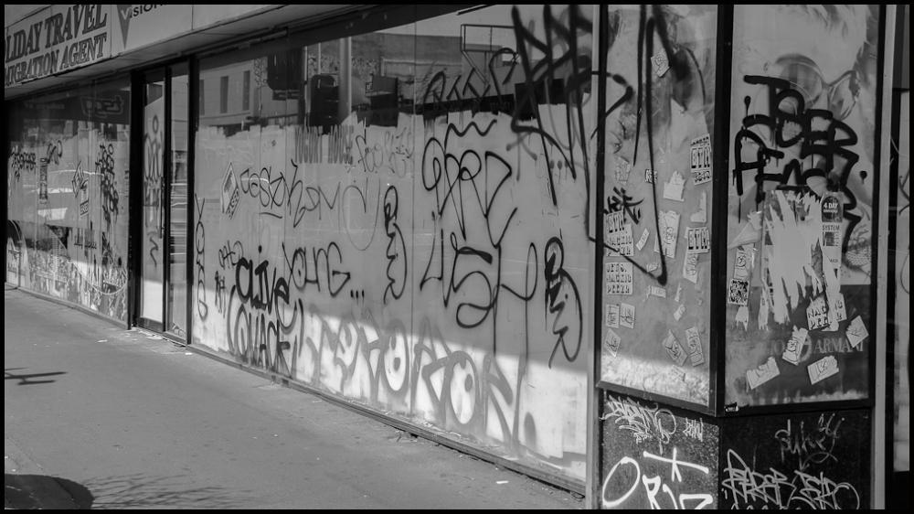Derelict streets