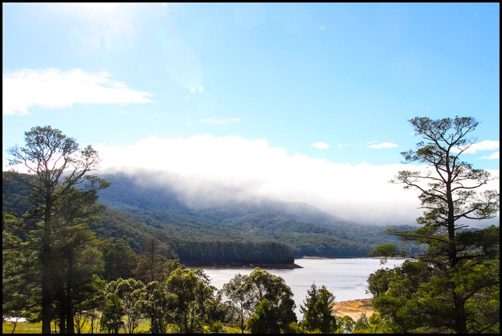 Lake among the Mountains