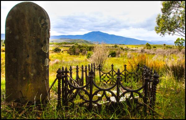 Tasmania 18 Resting in Peace