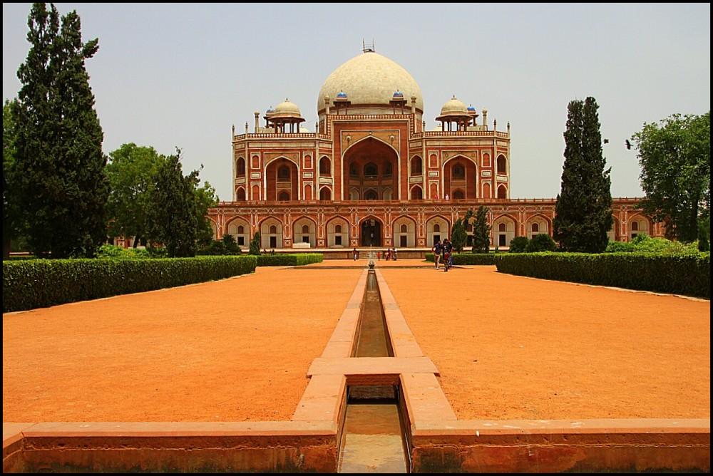 Not the Taj