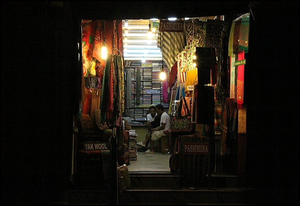 Night stall