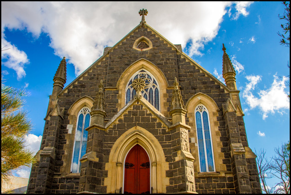 Church at Clunes