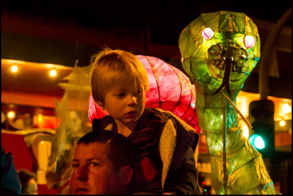 Winter Solstice Lantern Parade