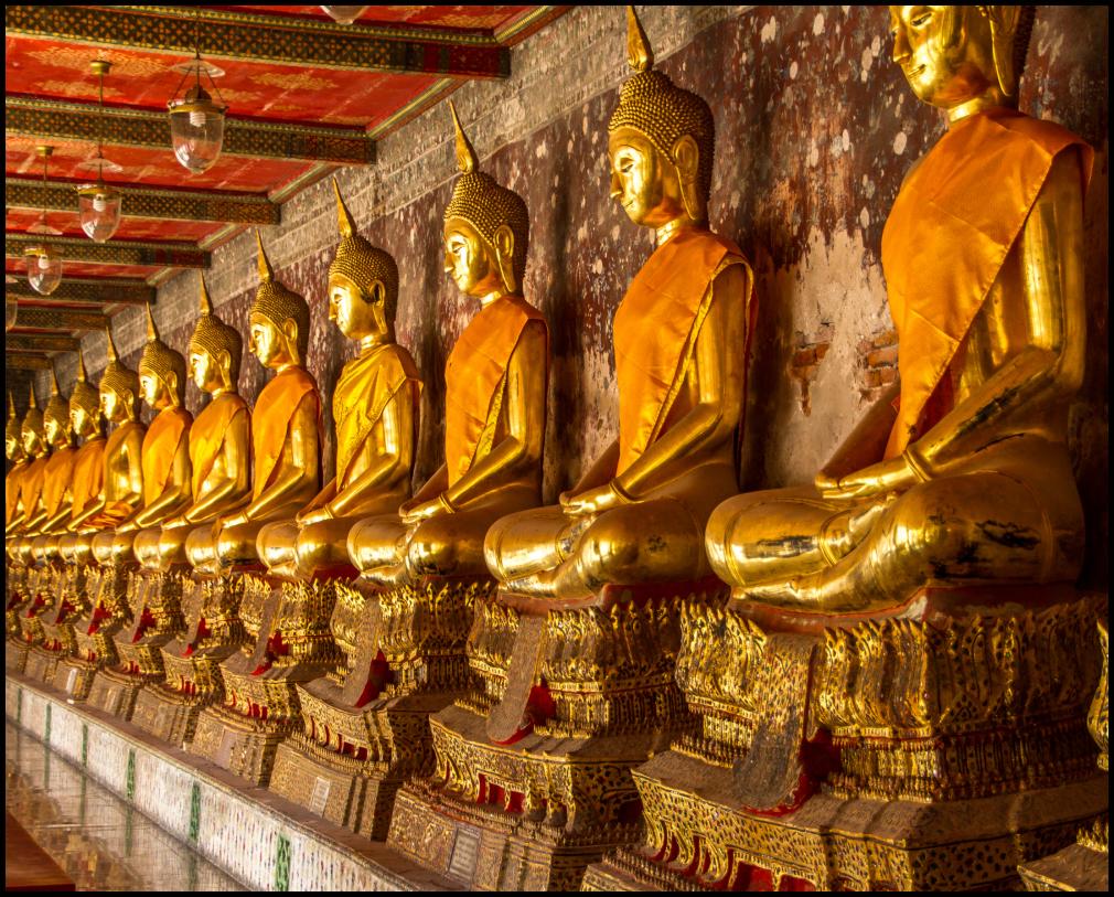 Recursive Buddhas