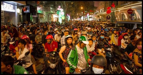 Midnight in Saigon