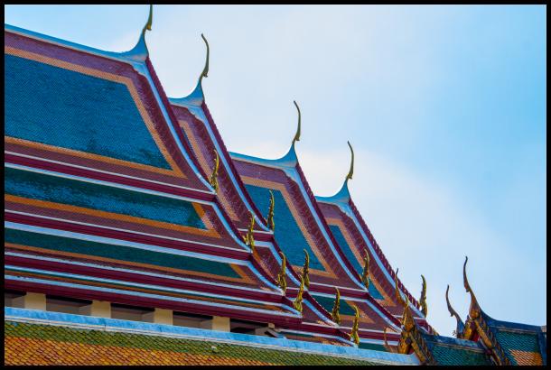 Thai Rooftops