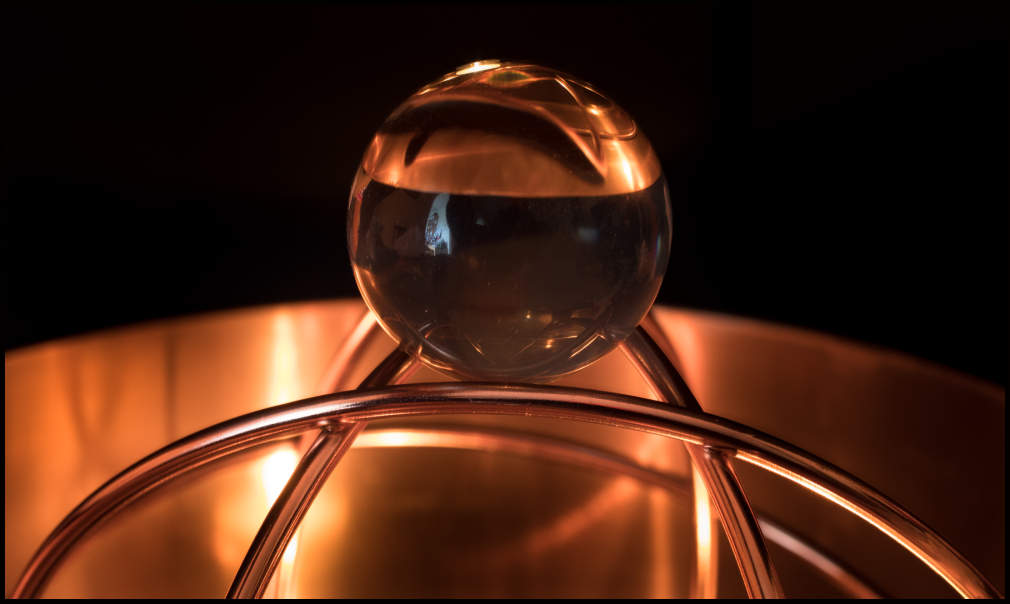 What to do with a lensball