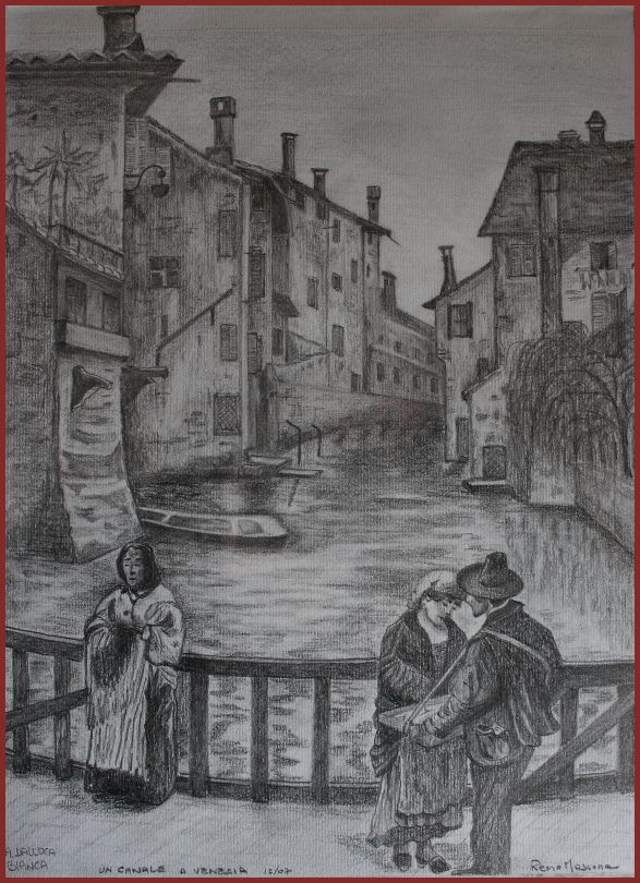Venice's drawing