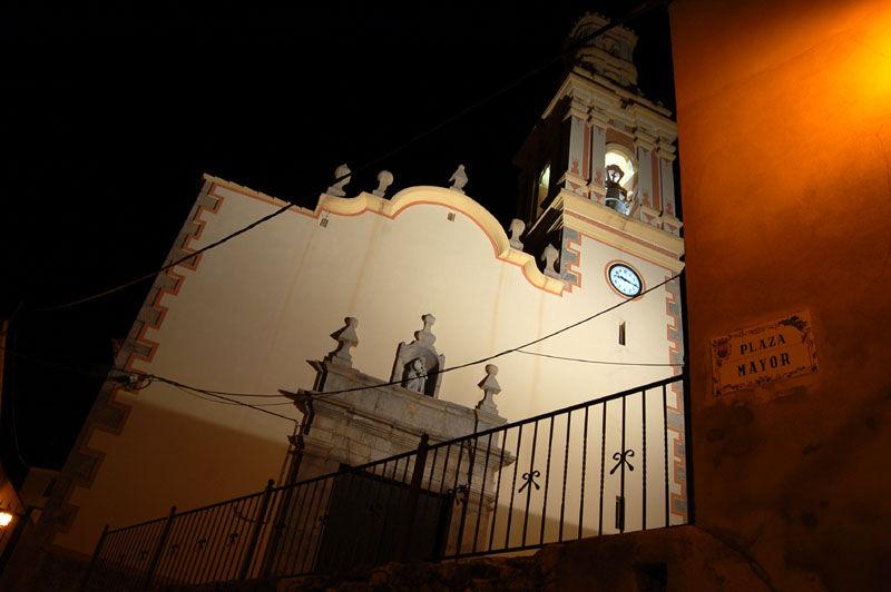 Iglesia en la Plaza Mayor