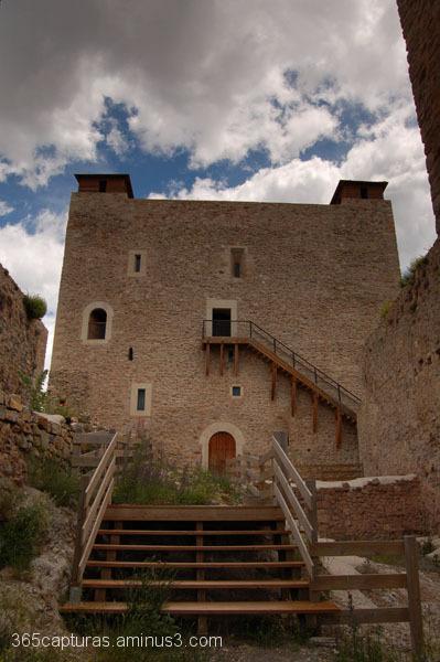 Castillo de Alcala de la Selva 3