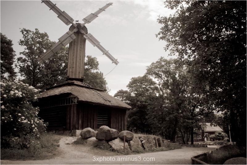 Windmill, keep on turning!