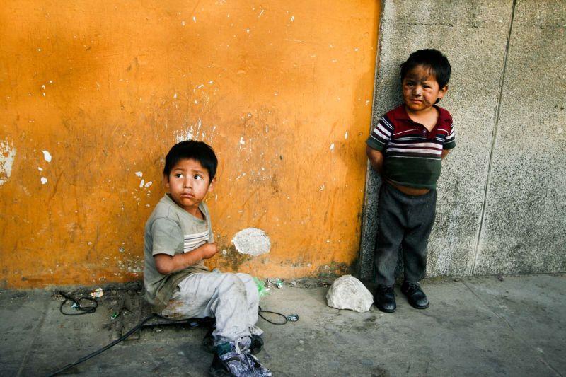 homeless children?