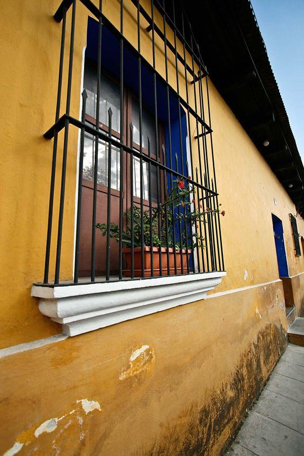 Antigua Guatemala window