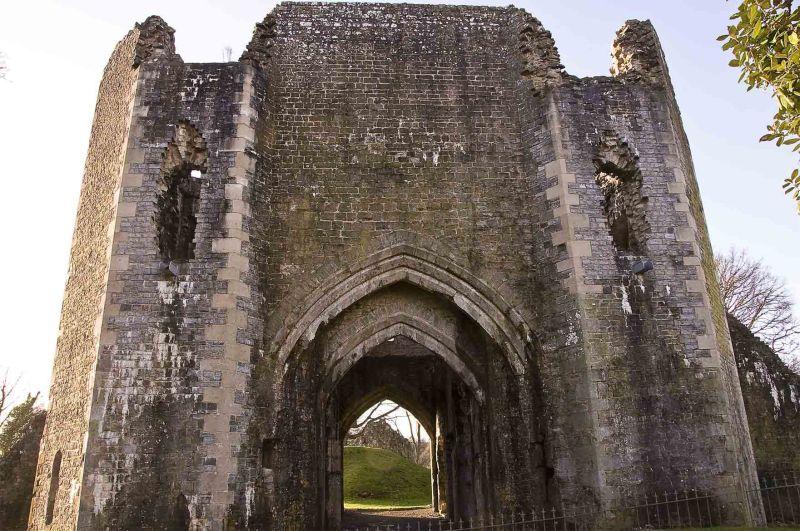 Llanbltheian castle