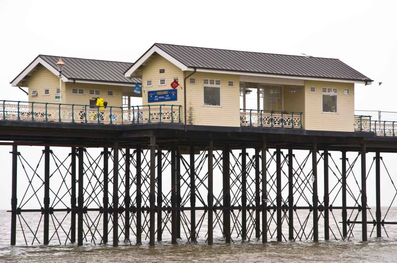Penarth Pier (Middle section)