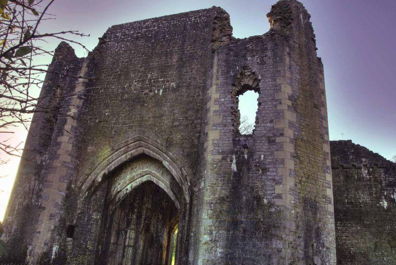 Llanblethian Castle