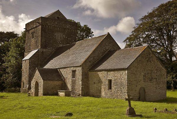Llanfrynach - Church of St Brynach