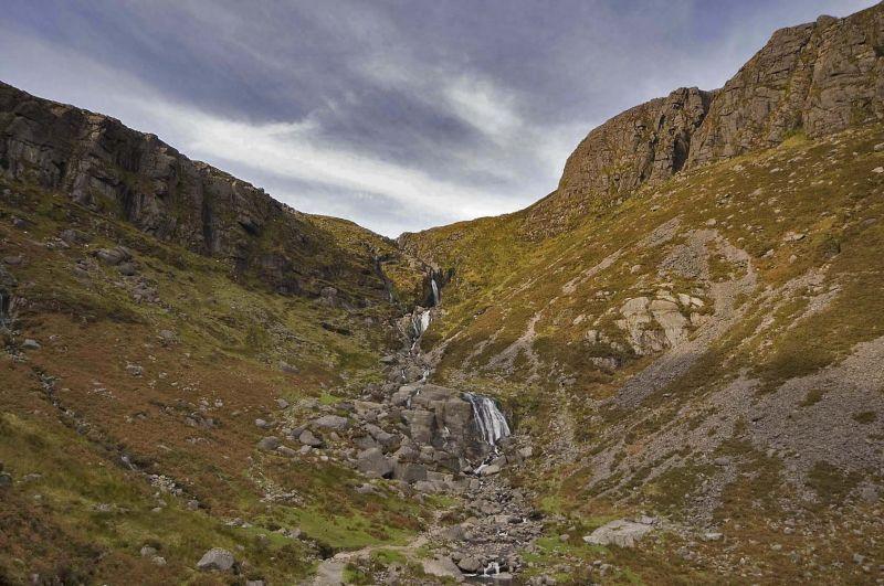 Comeragh Mahon Waterfall