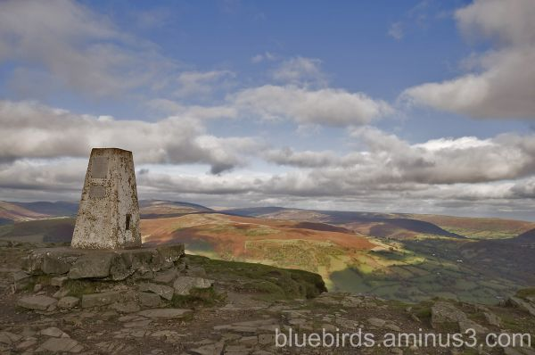 Sugar Loaf Mountain Trigpoint