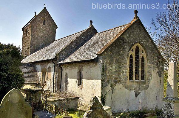 Church of the Holy Trinity, Marcross