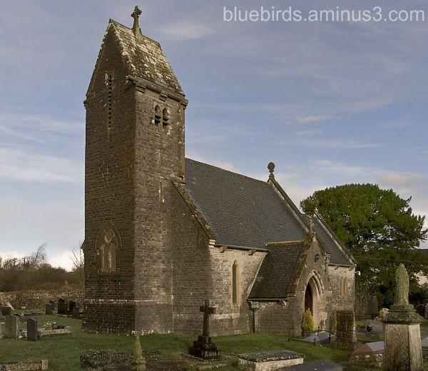 St. Owains Church, Ystradowen
