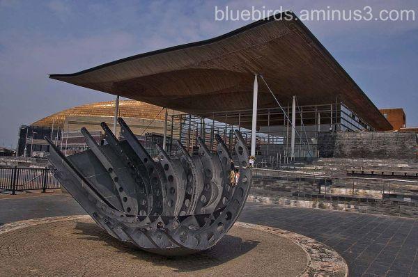 Cardiff Bay Memorial