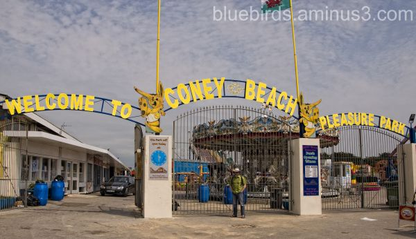 Porthcawl - Coney Beach Amusements