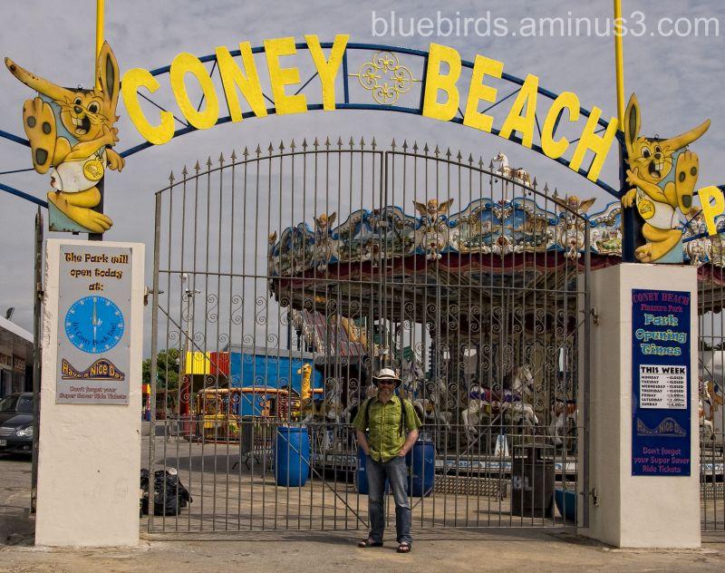 Porthcawl - Coney Beach Amusements #2