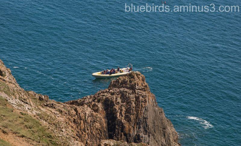 Rhossili Boat Again