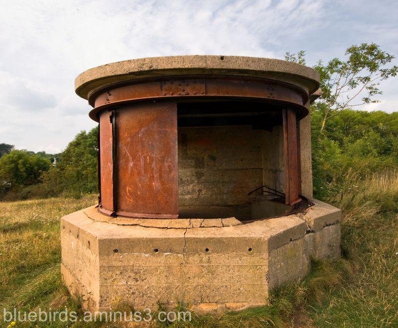 Lavernock Fort forward observation post