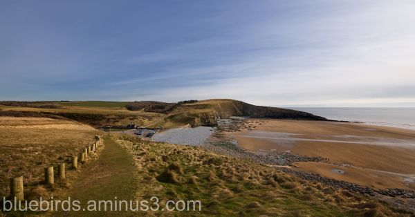 Dunraven Bay View