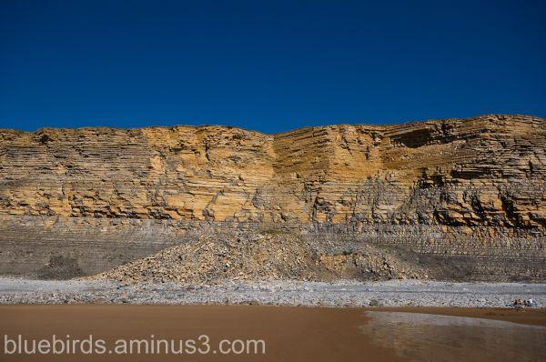 Traeth Mawr - Cliff Falls